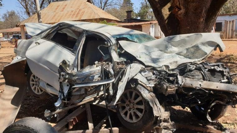 Machakos family mourning father, son and grandchild killed in grisly road accident