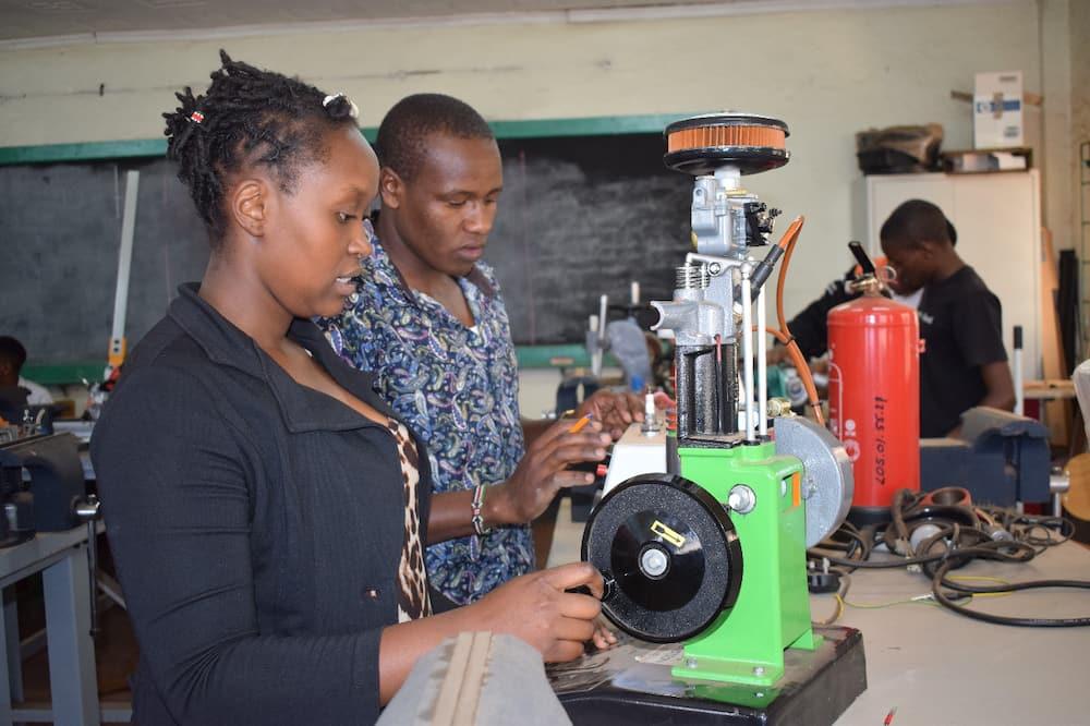 Best TVET courses in Kenya