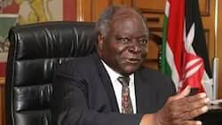 Msemaji wa rais mstaafu Mwai Kibaki akanusha madai kuwa amelazwa hospitalini
