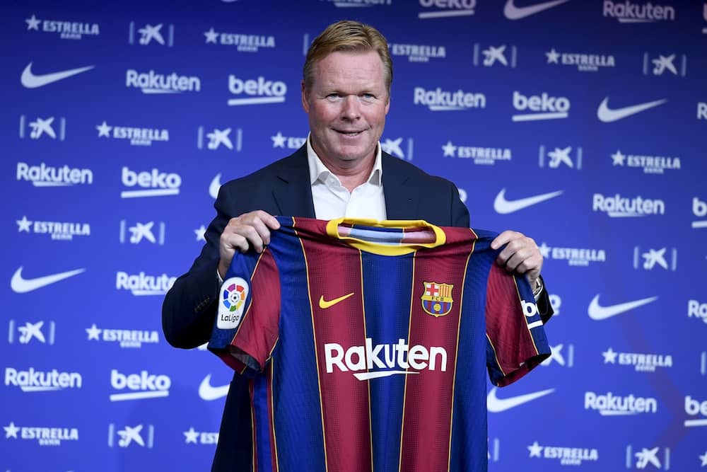 Ronald Koeman implicates Barcelona board in Luis Suarez's exit from Catalan club