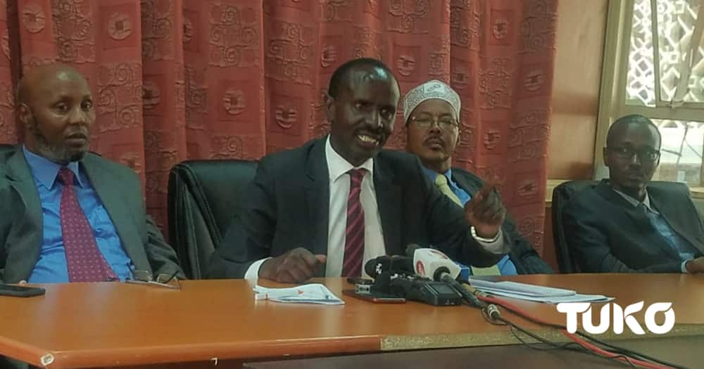 Wilson Sossion deregistered from list of teachers after attempt to save his position fails