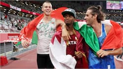 Tokyo Olympics: Two Athletes Share Gold Medal After Refusing to Compete Further in High Jump