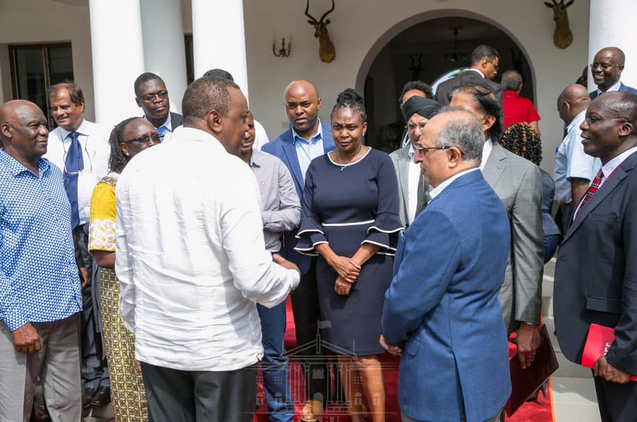 Uhuru asks local motor assemblers to make affordable cars