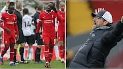 Fimbo ya watoto Fulham yasagasaga mabingwa Liverpool nyumbani