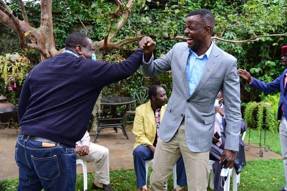 Mudavadi, Wetang'ula host 25 Western MPs as some meet Ruto amid alliance speculation