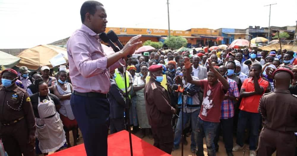 "Alfred Mutua says Tanga Tanga politicians fence-sitting on BBI: ""They won't oppose it"""