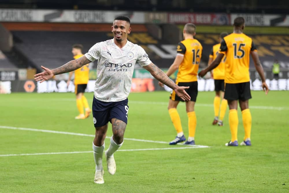 Gabriel Jesus: Man City striker ruled out of Leicester City fixture