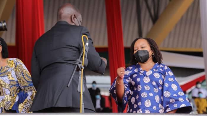 Anne Waiguru Officially Ditches Uhuru's Jubilee, Joins William Ruto's UDA