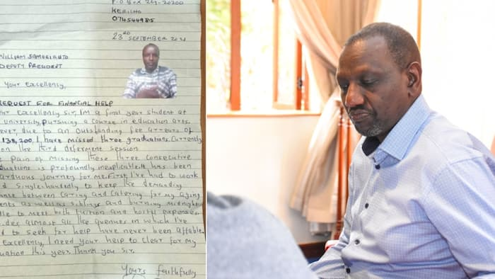 Nixon Koech: Kisii University Student Who's Missed Graduation Thrice over Unpaid Fees Asks for Ruto's Help