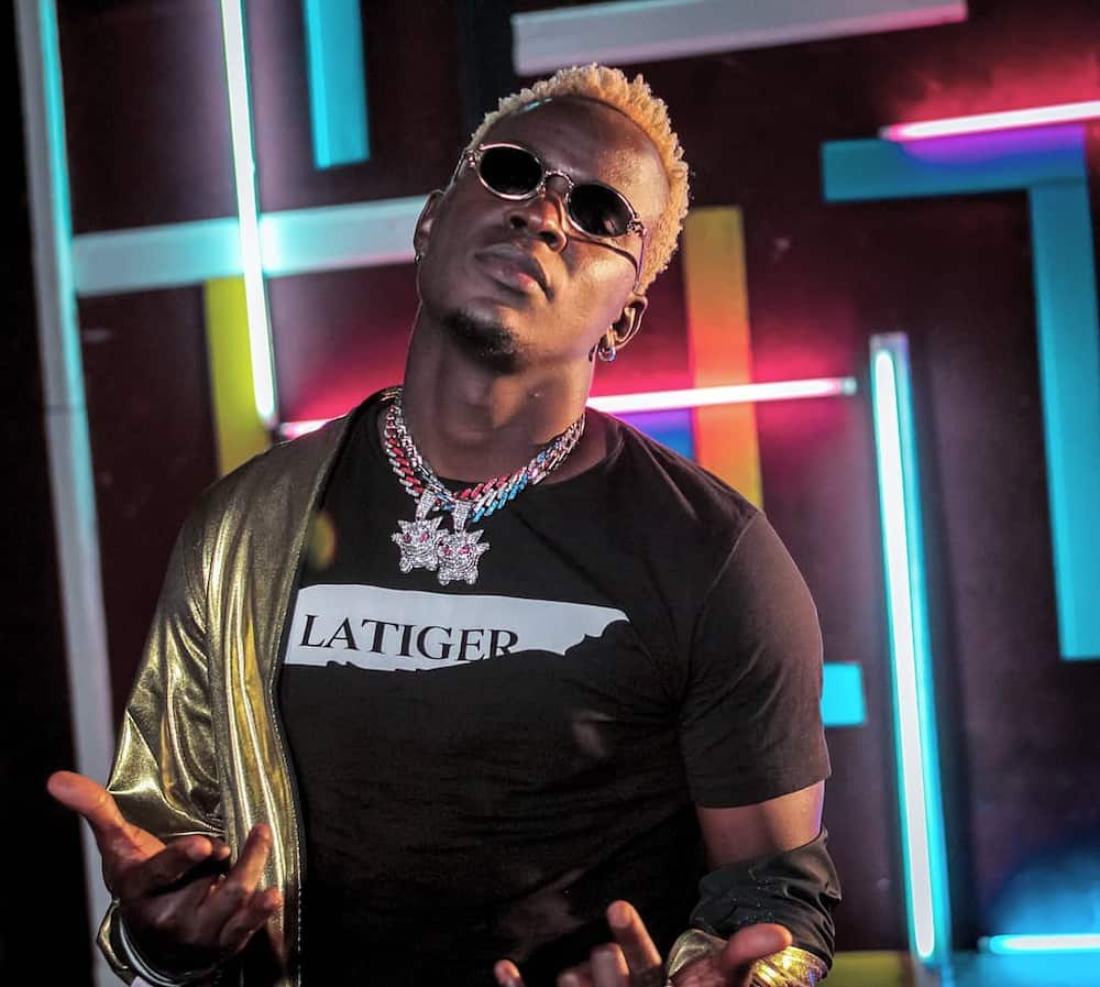Willy Paul professes undying love for Avril as he thirsts over singer in new post
