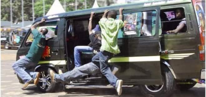 Matatu conductor in Kisumu handed 30 years in jail for pushing passenger from vehicle