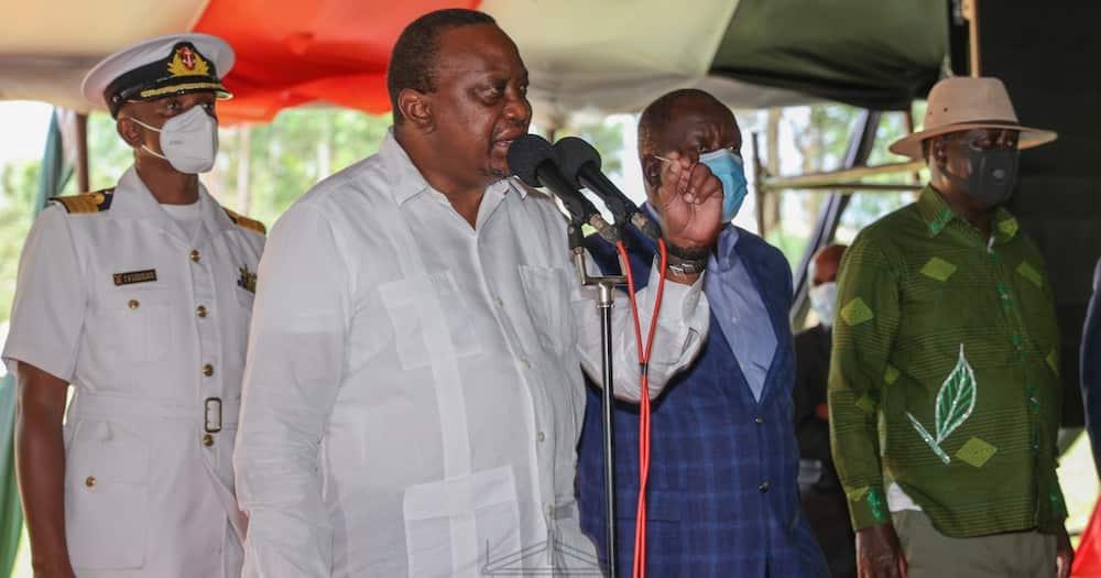 Uhuru Kenyatta to tour Kisumu today, to inspect development projects