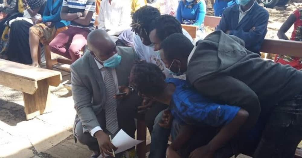 4 youths who stormed UDA offices to demand payment for heckling Raila charged in court