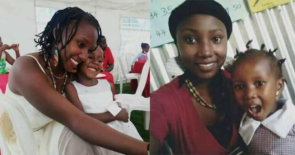 Leah Gathura: My 2-Year Old Nursed Me For Weeks After I Fell And Couldn't Move