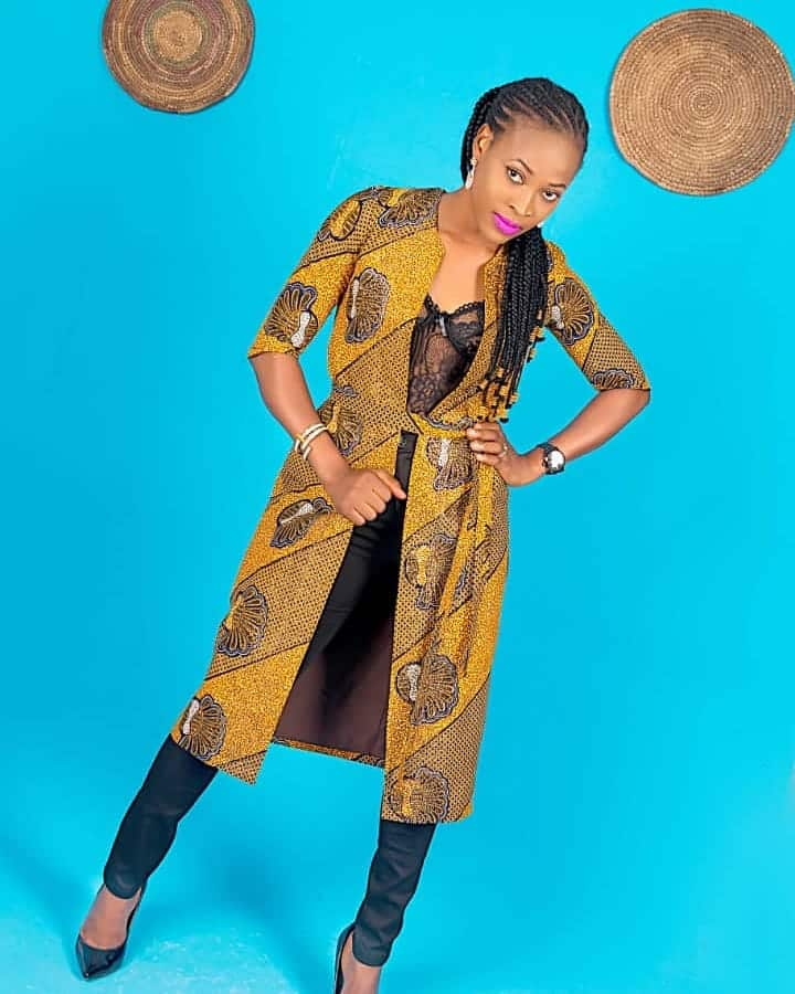 Latest Ankara styles from Nigeria 2019