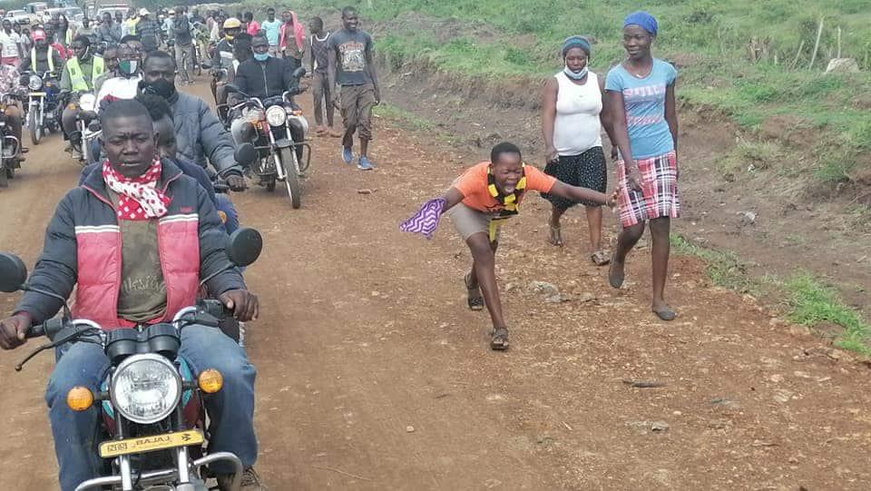 Abenny Jachiga: Huzuni yatanda katika safari ya mwisho ya mwisho ya msanii wa Ohangla