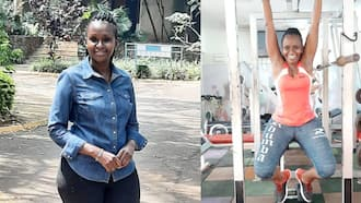 """Esther Musila's Fans Impressed by How Fit, Flexible She Is: """"You Don't Look 51"""""""