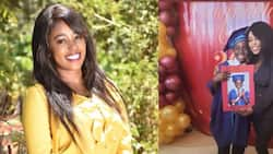 """Lillian Muli Shows Off All Grown First Born Son on His Graduation: """"You're a Leader"""""""