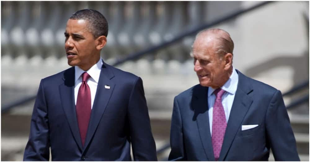 Barrack Obama Fondly Remembers how Prince Phillip was Kind, Warm and had Sense of Humour