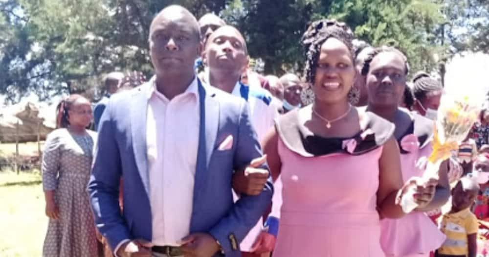 Victor Tiony': Afisa wa kliniki aagamizwa COVID-19 baada ya kufunga ndoa