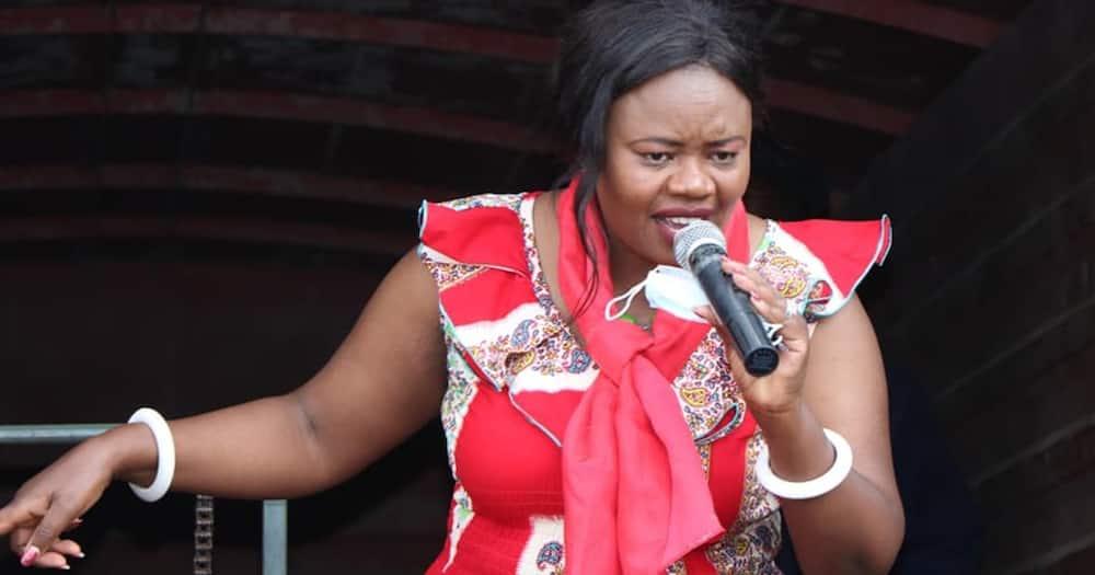 Mwanasiasa Gathoni wa Muchomba Asema Ameiva, Amezea Mate Ikulu