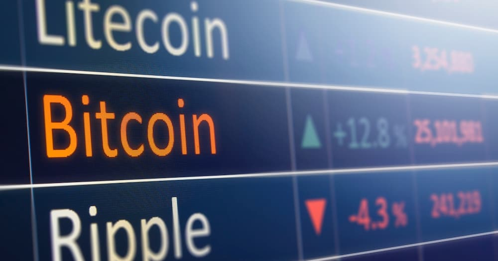 Kenya ranked top in Africa, fourth worldwide for interest in cryptocurrencies.