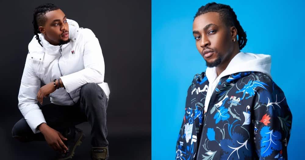 Nigerian singer Acerbergtm to drop debut EP Far From Home in Kenya