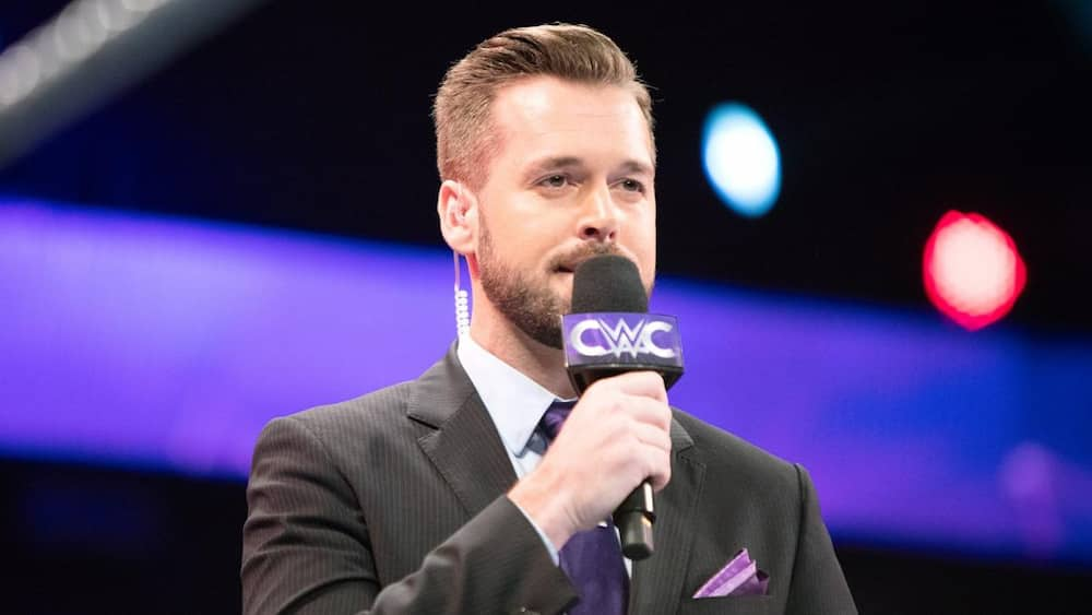 WWE announcers salary