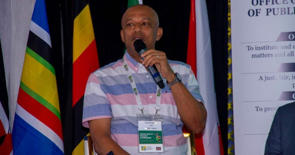 """Twalib Mbarak Says Current Kenyan Men Are Cowards: """"Don't Want to Marry"""""""