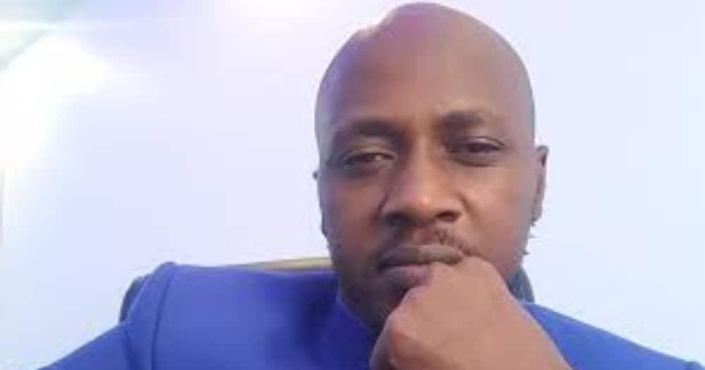 Counselling psychologist Benjamin Zulu. Photo: Benjamin Zulu KE.