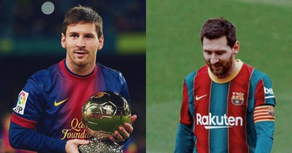 Messi, Paris Saint-Germain, transfer talks