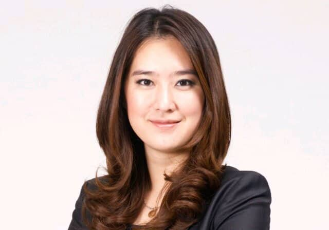 Who is the richest Asian woman