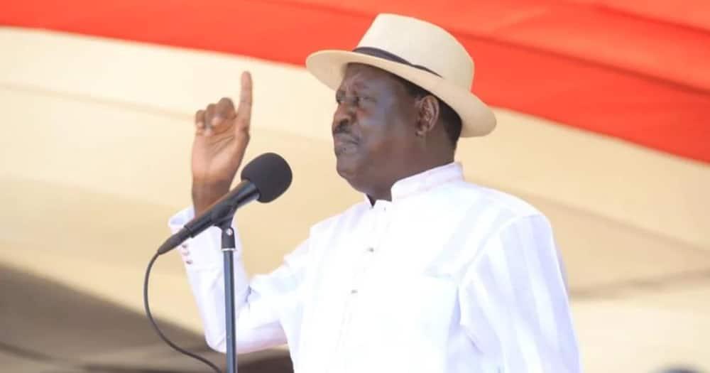 Raila Odinga Celebrates as Senate, National Assembly Overwhelmingly Votes for BBI