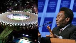 Senator Orengo praises Brazil for renaming Maracana Stadium after Pele