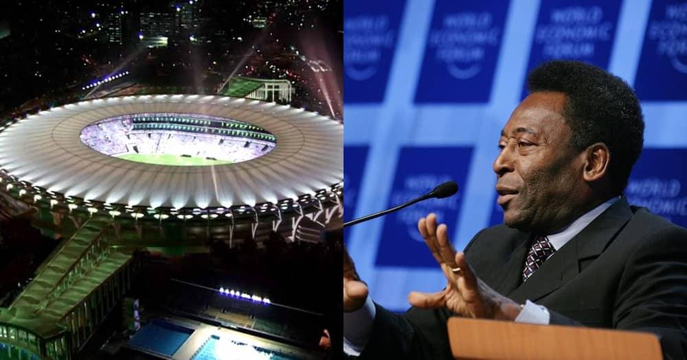 Senator Orengo reacts to Brazil's move to rename Maracana stadium after Pele