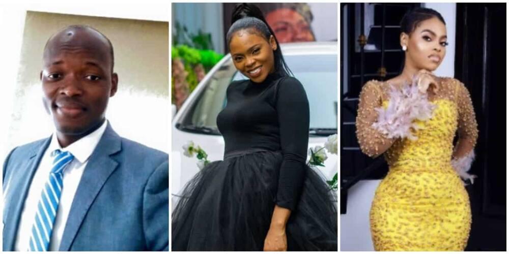 Nigerians React as Evangelist Calls Out Chidinma over Her Dress Sense Despite Born Again Status