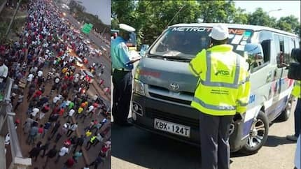 Matatu operators call off nationwide protests, apologise to Kenyans
