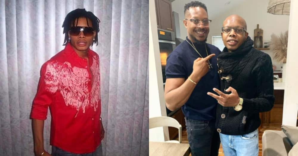 Lovy Longomba gives more details on brother Christian's demise, asks for privacy