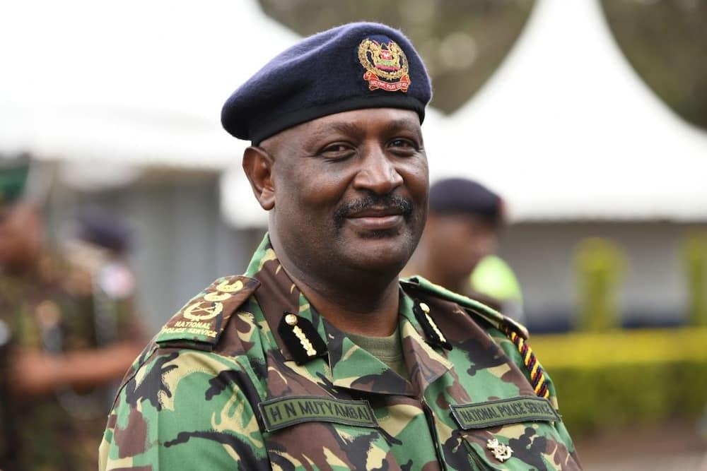 Kenya Police salary