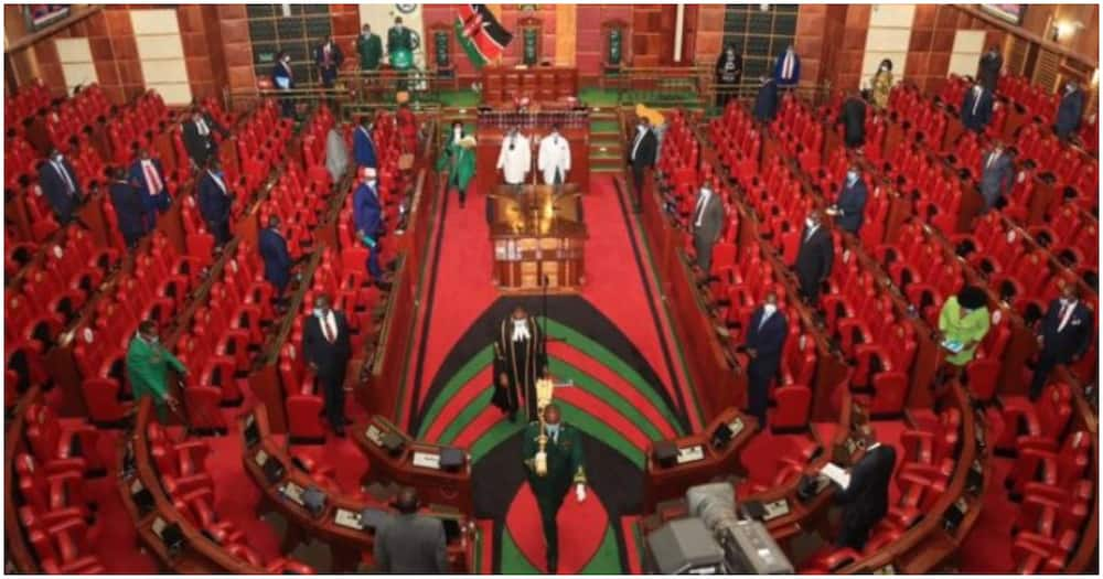 If the Bill will be adopted, then the pay as you earn (PAYE), corporation tax and Value Added Tax (VAT) will be reversed. Photo: National Assembly.