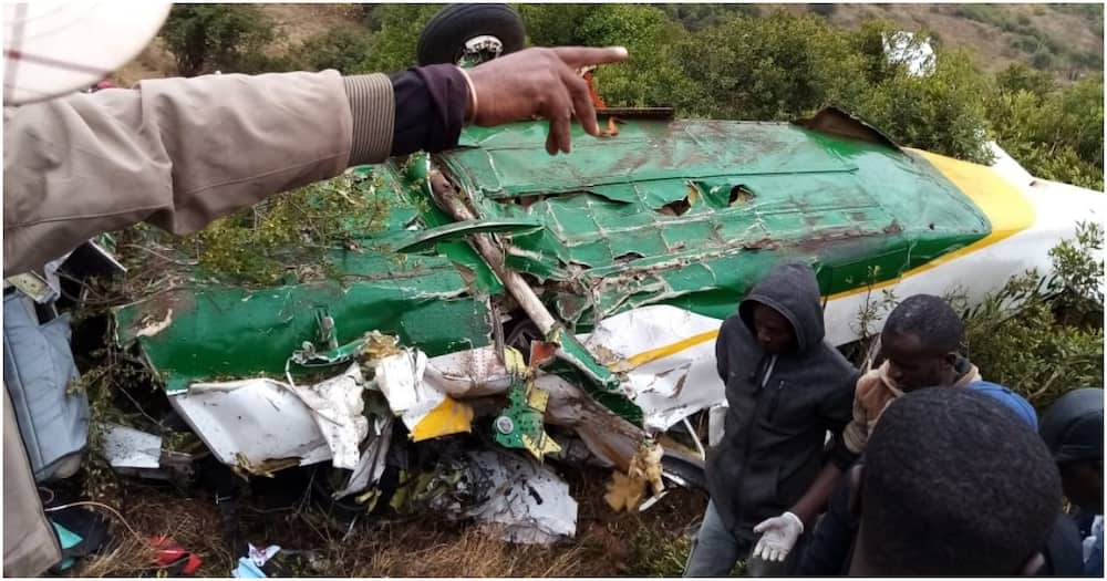2 feared dead as another plane crashes in Marsabit, rescue underway