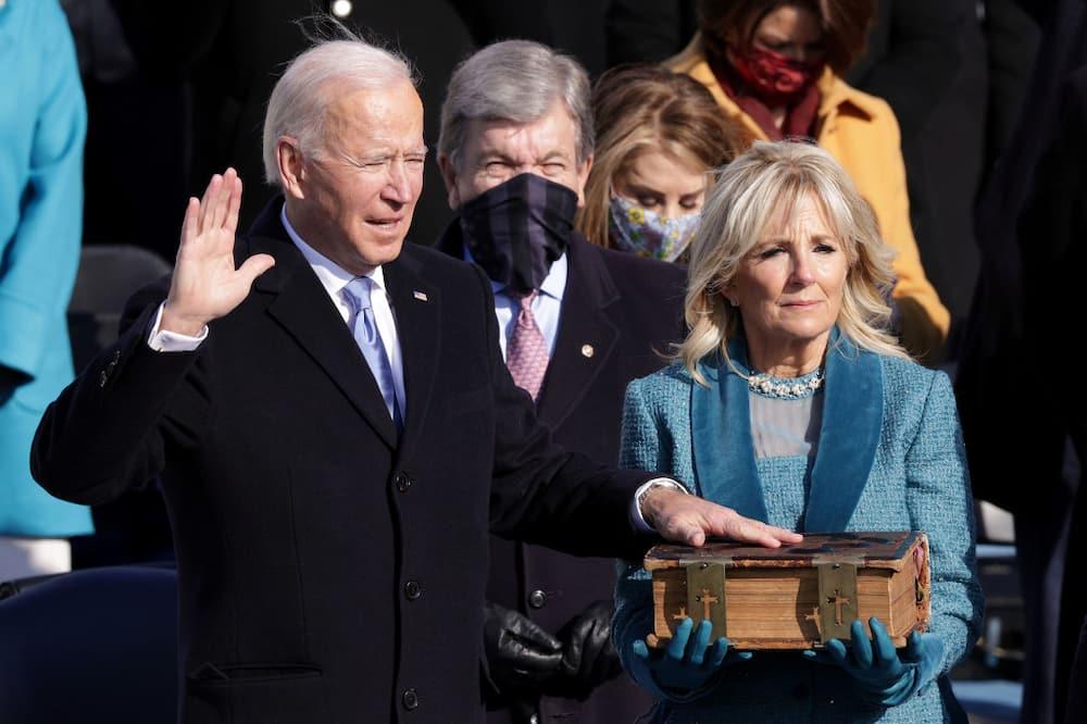 Joe Biden: US President congratulated by world leaders on his win