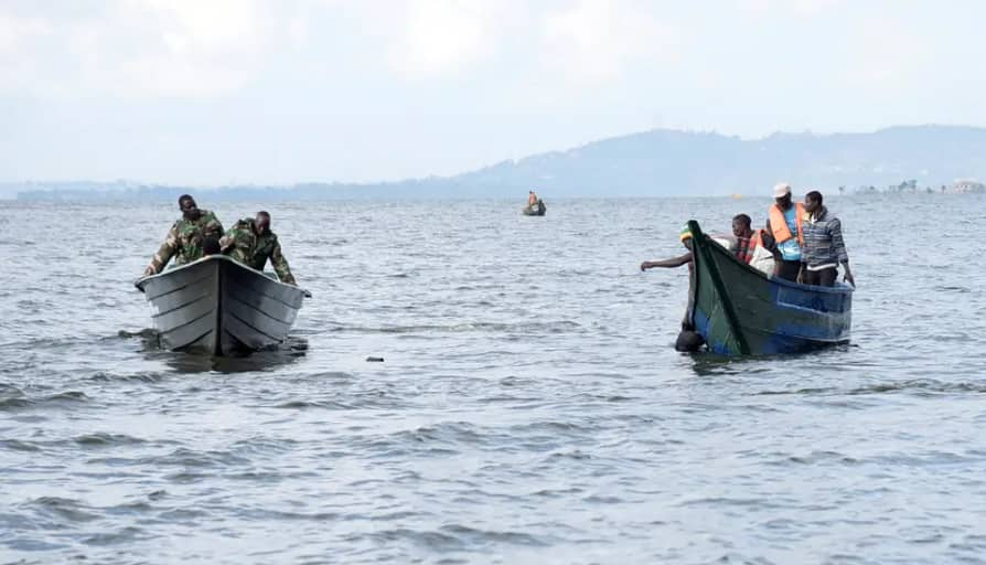 Polisi Uganda wapata na kuondoa majini boti lililowaangamiza watu 33 ziwani Viktoria