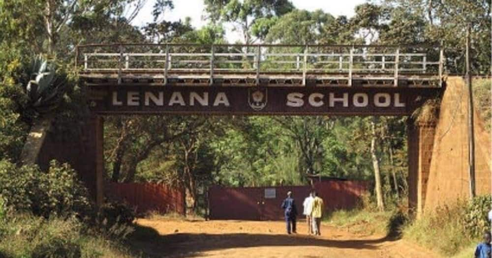 """Lenana High School? Boys' Institution's Alumni Furious at Roads Authority over """"Wrong Name"""""""