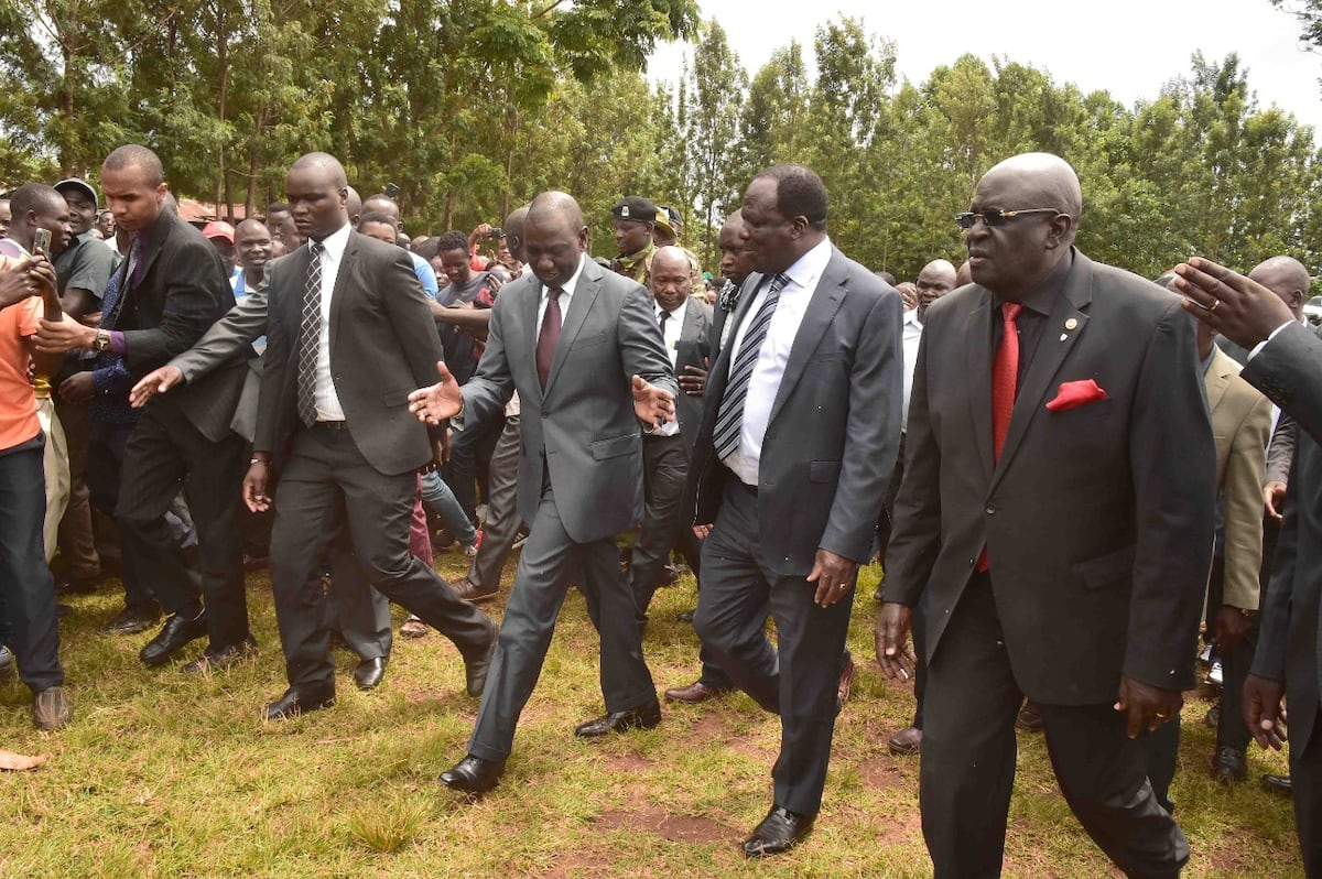 Kakamega stampede: William Ruto says government to pay funeral, hospital bills of victims