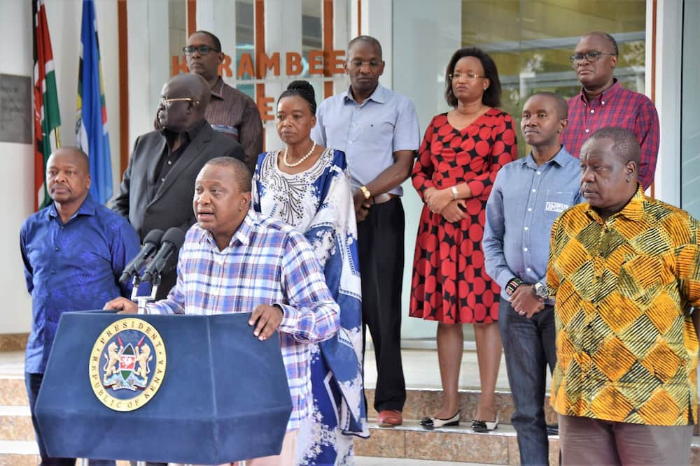 Maswali yaibuka kuhusu alipo DP Ruto