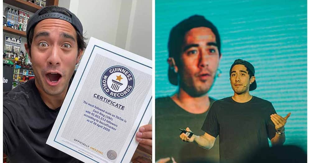 Content Creator Zach King Breaks the Record for Having the Most Followers on TikTok