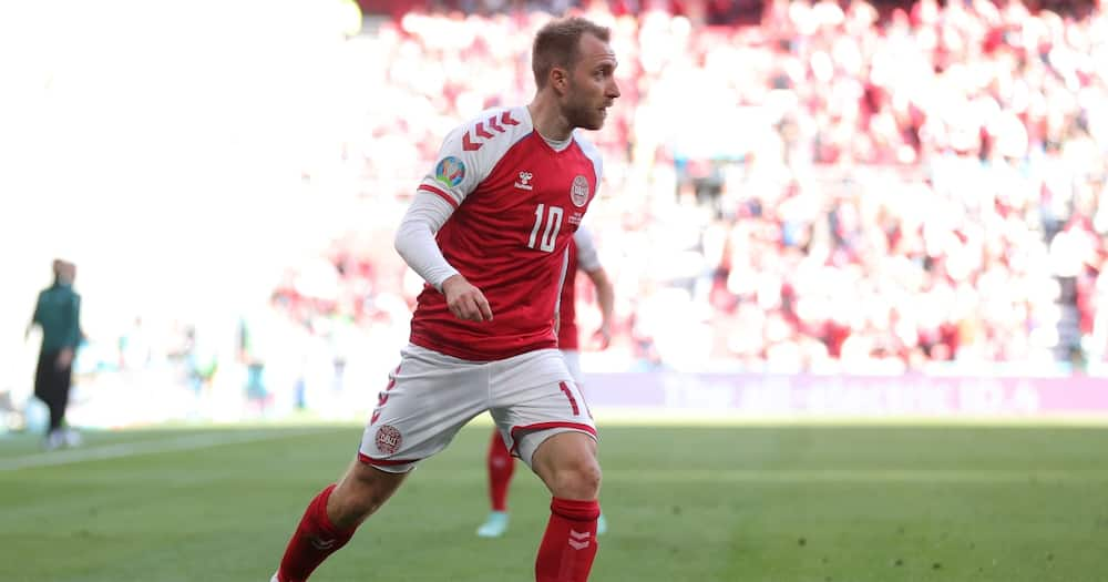 Christian Eriksen: Doctor Says Inter Midfielder May Not Play Football Again