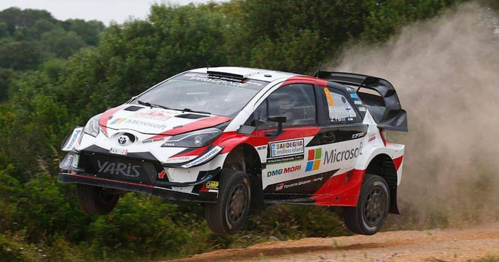 The rally cars will undergo rigorous testing in a Shakedown at Loldia on Wednesday, June 23. Photo: WRC.com.