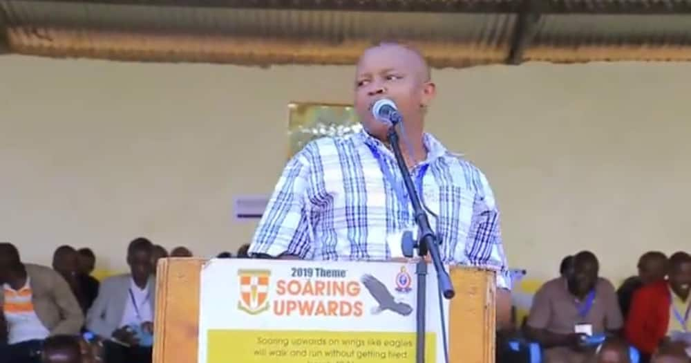 Mt Kenya University student narrates how he wasted 15 years in alcohol after scoring A plain